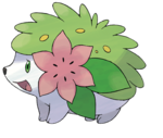 492 Shaymin Land Forme Art