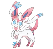 700 Sylveon Art