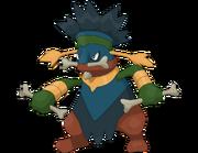 Tribarrior