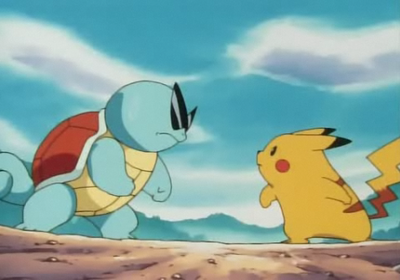 Squirtle debut