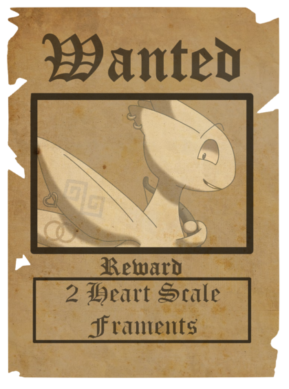 Wanted Poster 17