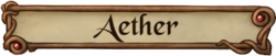 Aether Button