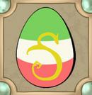 Easter Badge Display