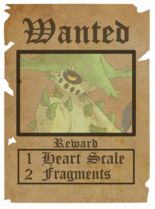 Wanted Poster 25-3