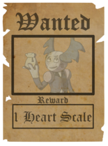 Wanted poster 13-1