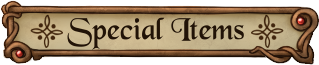 Special Items Button