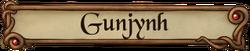 Gunjynh Button