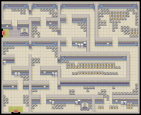 Kanto Power Plant Map