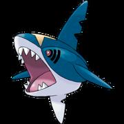 Pokemon Sharpedo