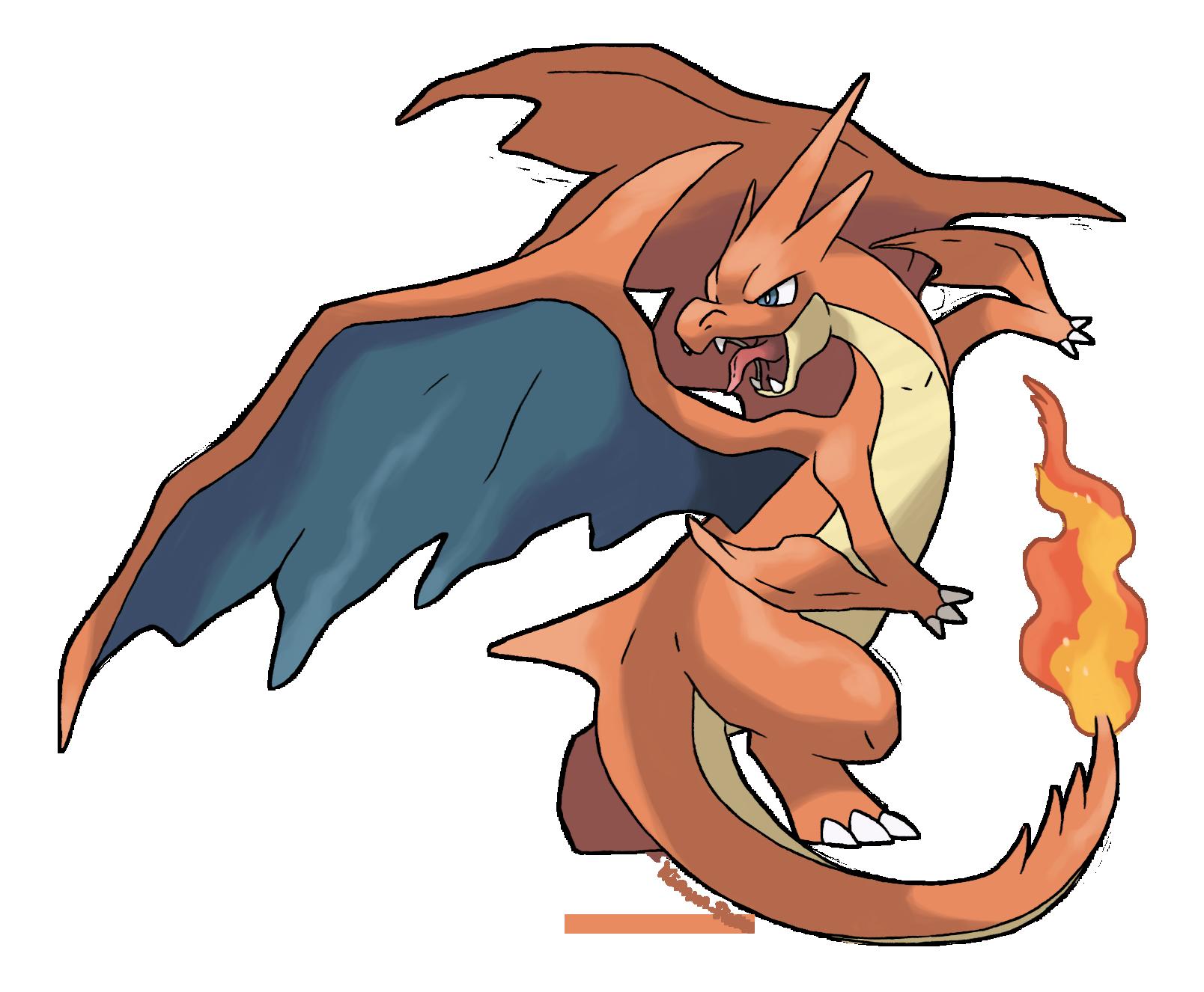 006 - Charizard | Pokémon Revolution Online Wikia | Fandom ...