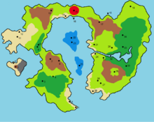 Sileda Map