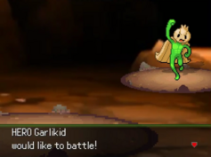 Garlikid Battle