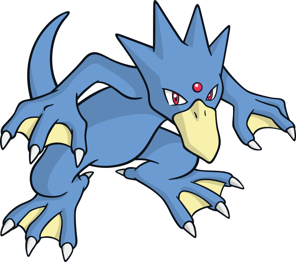 File:055Golduck Dream.png