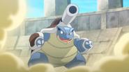 Siebold Mega Blastoise