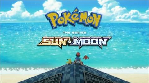 HD Pokemon Season 20 Opening Under The Alolan Sun (The Series Sun & Moon)