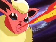 PLEEI Flareon Flamethrower
