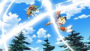 Team Rocket Meowth Fury Swipes