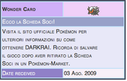 Italian Darkrai