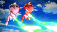 Shock Drive Genesect Signal Beam