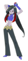 Emerald Pike Queen Lucy