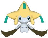 385Jirachi Pokemon PokéPark