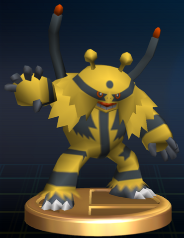 File:Electivire trophy SSBB.png