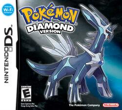 Обложка игры с алмазной версией.