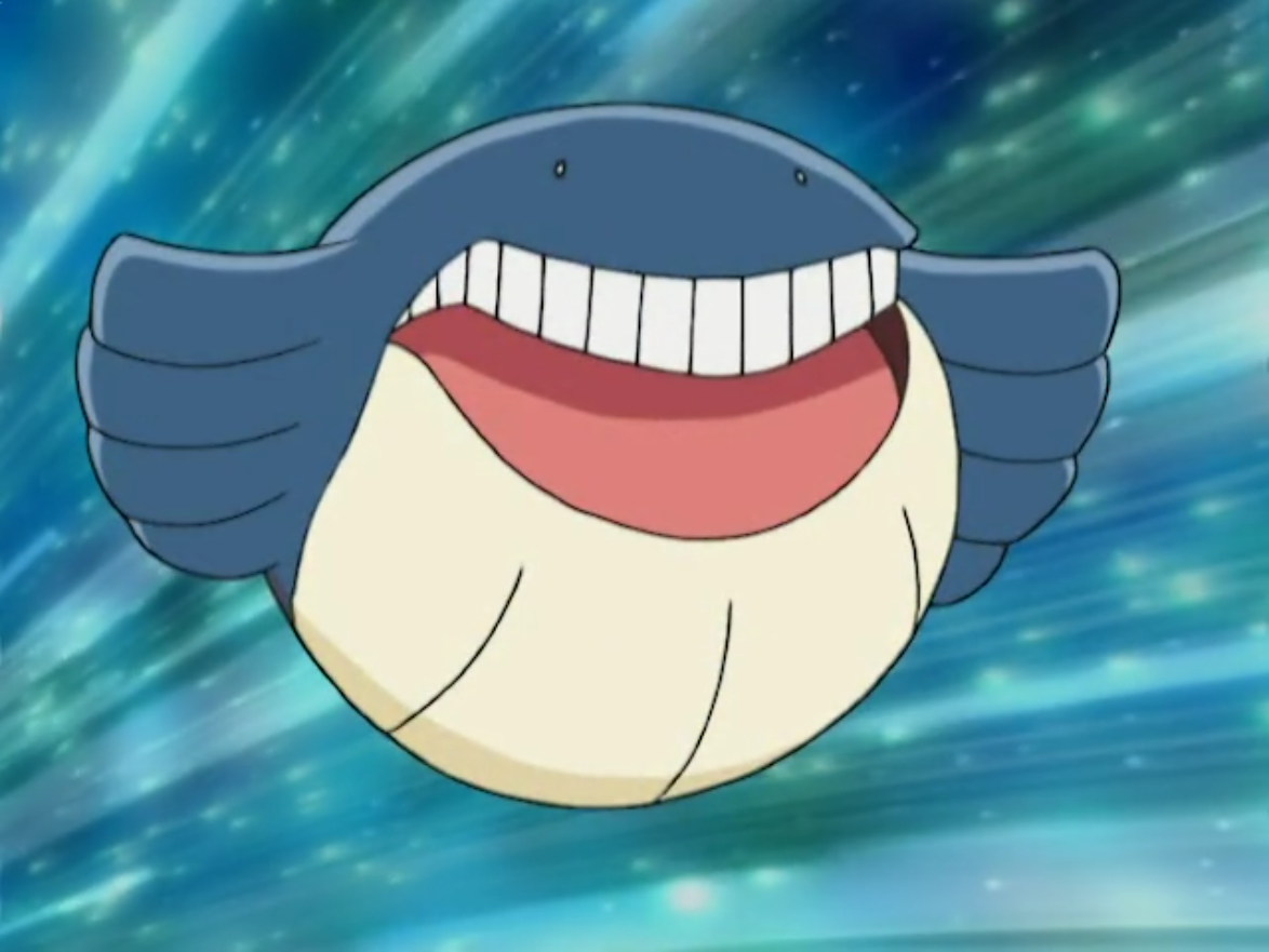 Trainer's Wailmer | Pokémon Wiki | FANDOM powered by Wikia Wailmer Pokemon