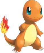 004Charmander Pokemon Mystery Dungeon Explorers of Time and Darkness