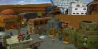 Pyrite Town