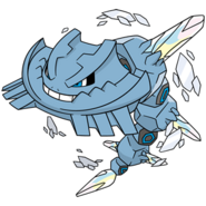 208Steelix Mega Dream