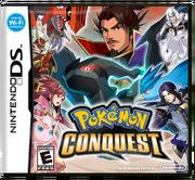 Pokémon + Nobunaga's Ambition Boxart