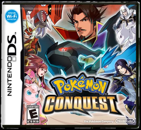 File:Pokémon + Nobunaga's Ambition Boxart.png