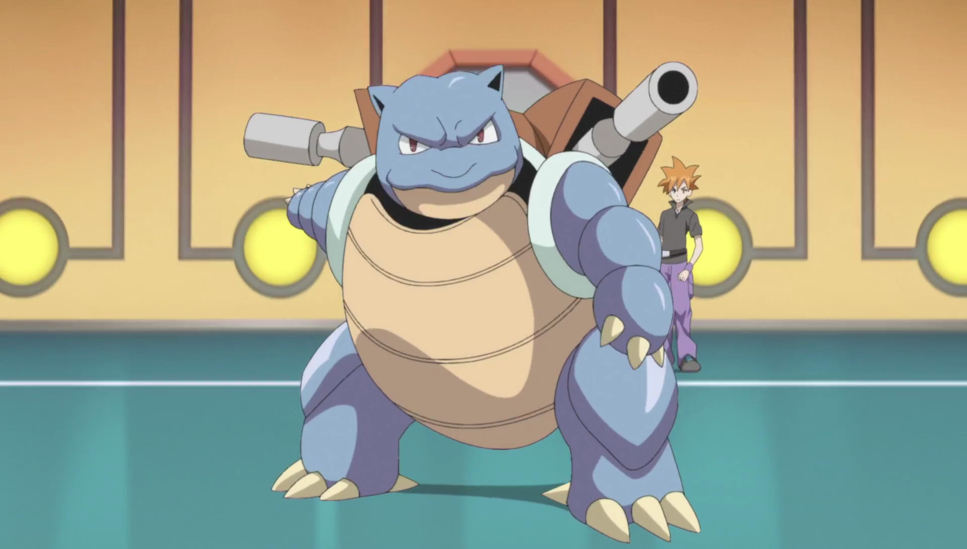 Blue Blastoise Generations