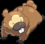 399Bidoof Pokemon Conquest