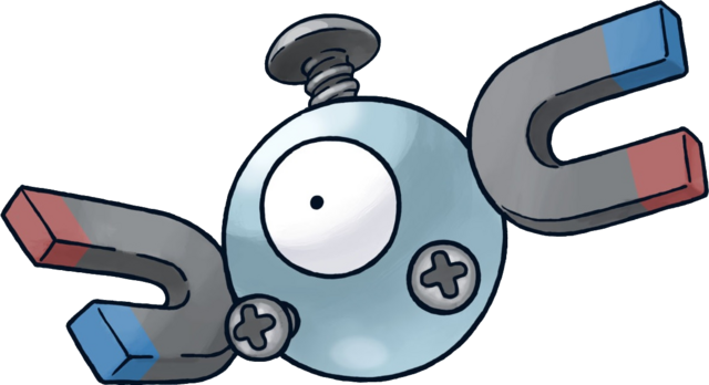 File:081Magnemite Pokemon Mystery Dungeon Red and Blue Rescue Teams.png