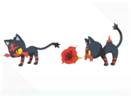 Litten concept artwork