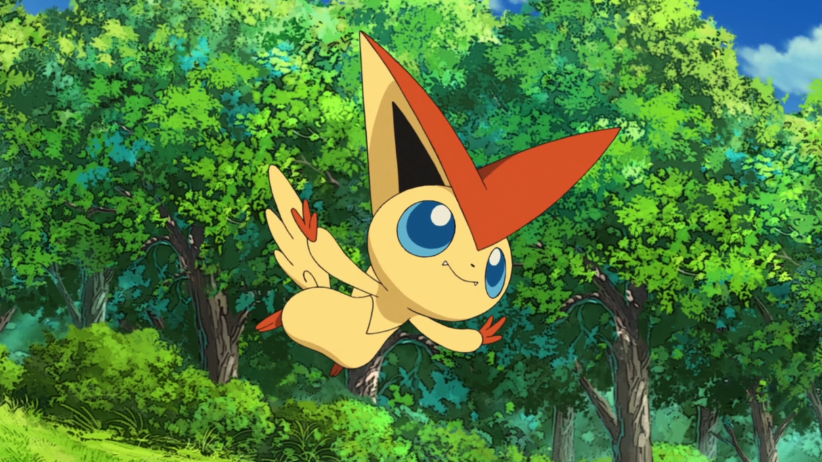 Victini Ms014 Pok 233 Mon Wiki Fandom Powered By Wikia