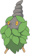 412Burmy-Plant DP anime