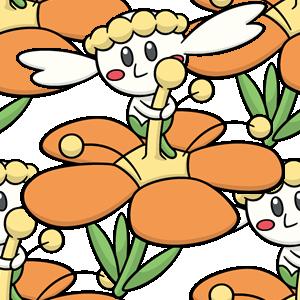 File:669Flabébé Orange Flower Dream.PNG