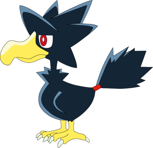 File:198Murkrow OS anime.png