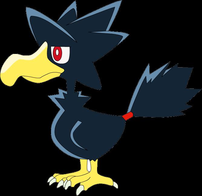 how to catch murkrow pokemon sun