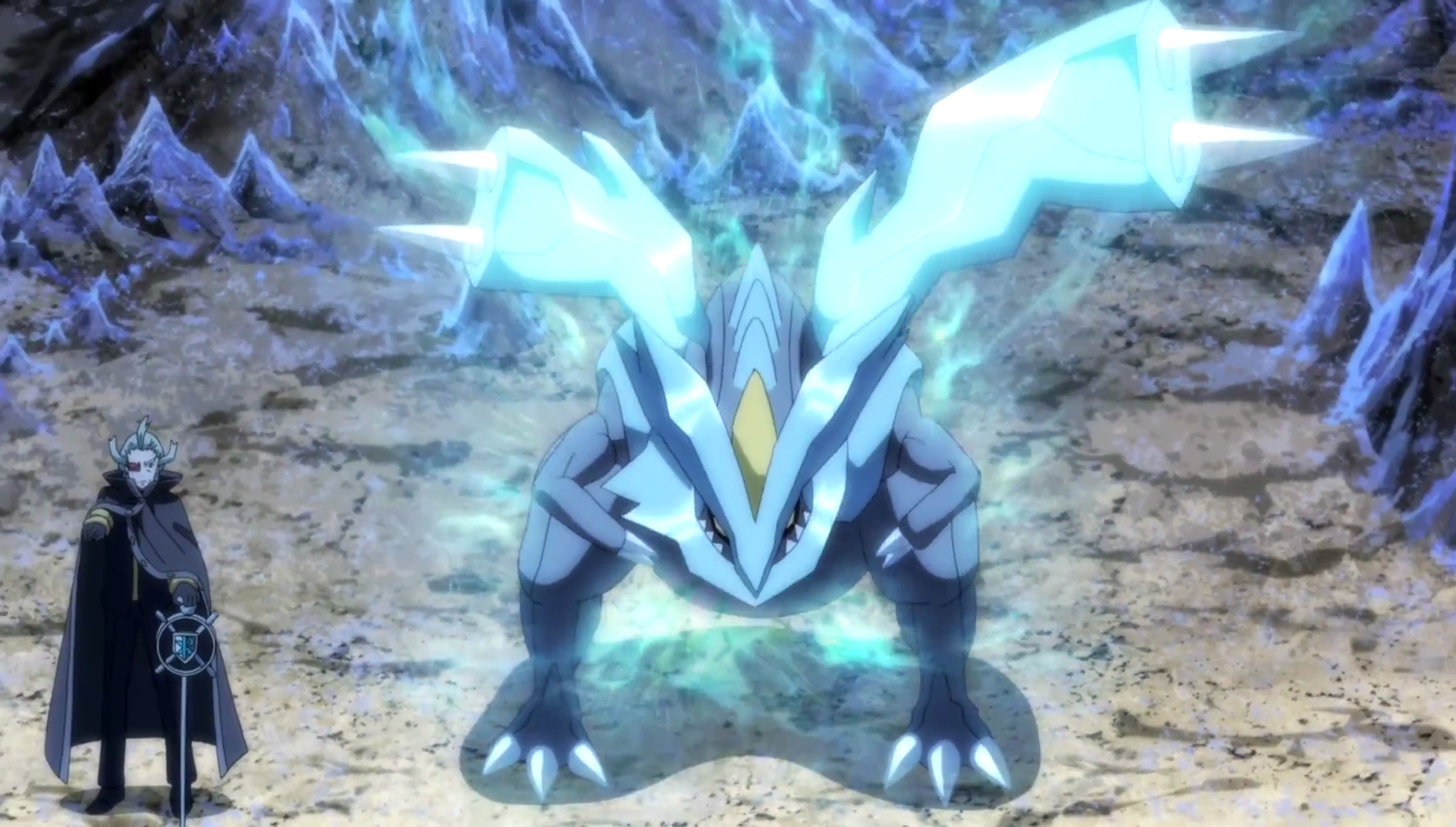 Kyurem Generations Pok 233 Mon Wiki Fandom Powered By Wikia