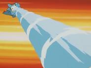 Ash Totodile Water Gun