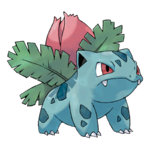 002Ivysaur