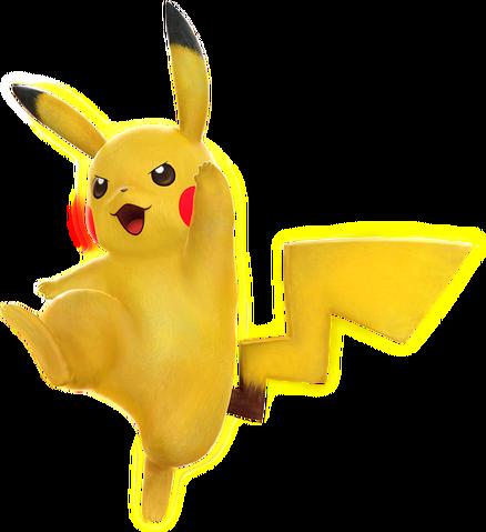 File:Pikachu (Pokkén Tournament).png