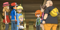 XY038: Forging Forest Friendships!