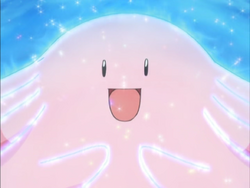 Spenser Chansey Heal Bell