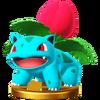 Ivysaur trophy SSBWU