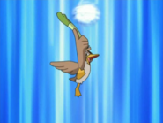 Holly Farfetch'd Air Slash